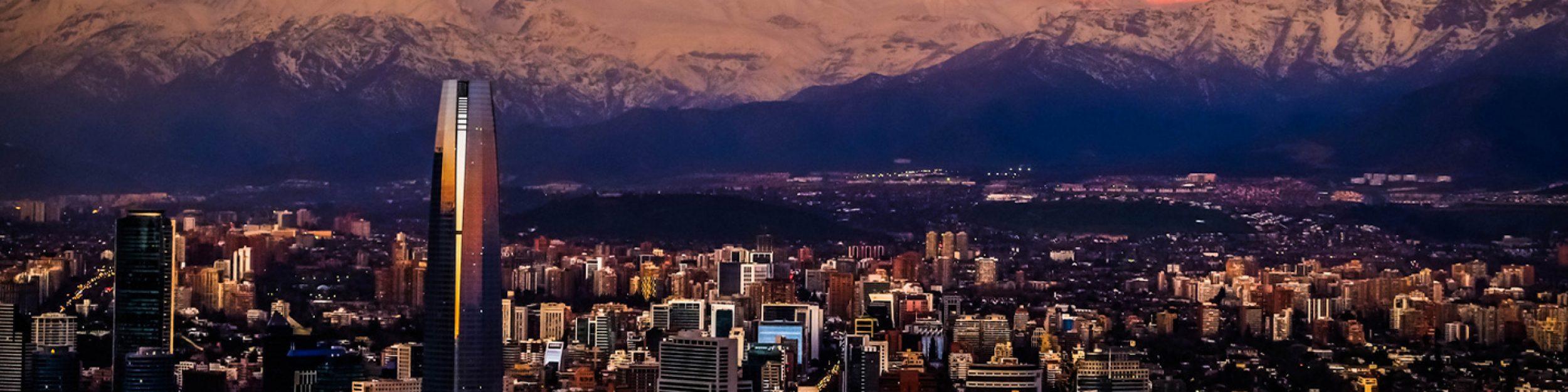 Holding Santa Ana Chile